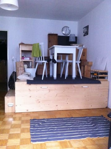 Central and cosy - Innsbruck - Appartement