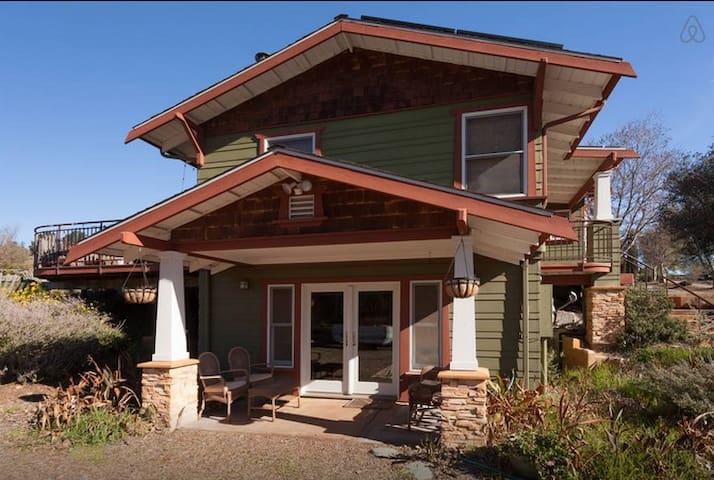 Mini-Ranch near  AG village! - Arroyo Grande - Lägenhet
