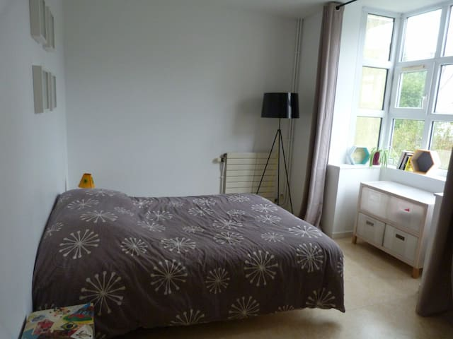 Chambre individuelle spacieuse - Orsay - Wohnung