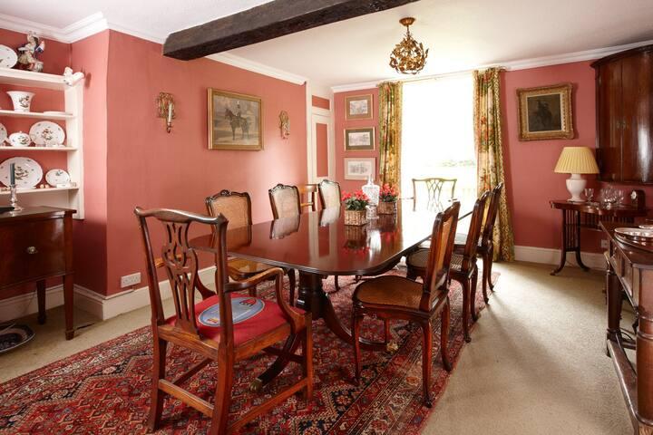 THe Old Vicarage Moreton Pinkney - Moreton Pinkney