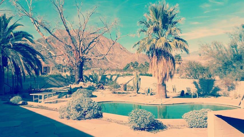 Your Stargazing Desert Oasis  - Borrego Springs - Ev