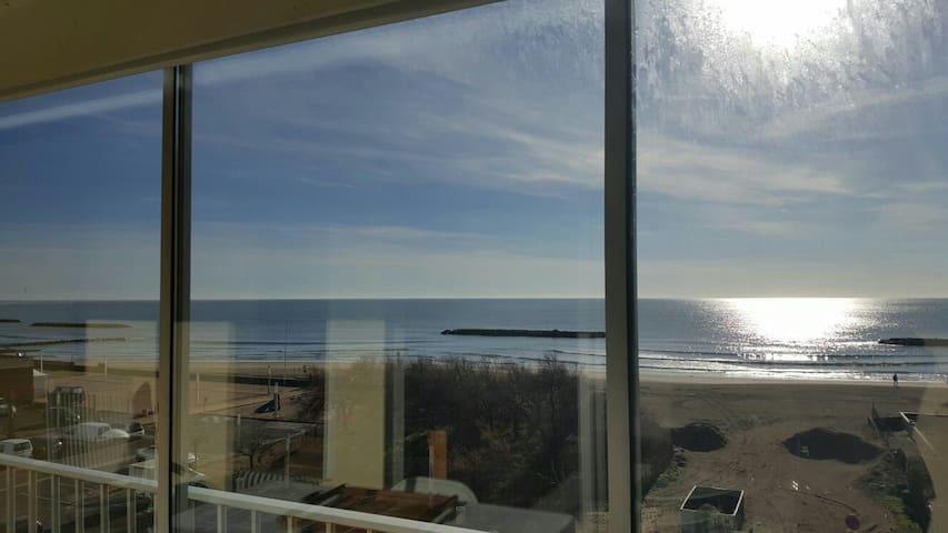 Appartement vue sur mer valras-plage - Valras-Plage