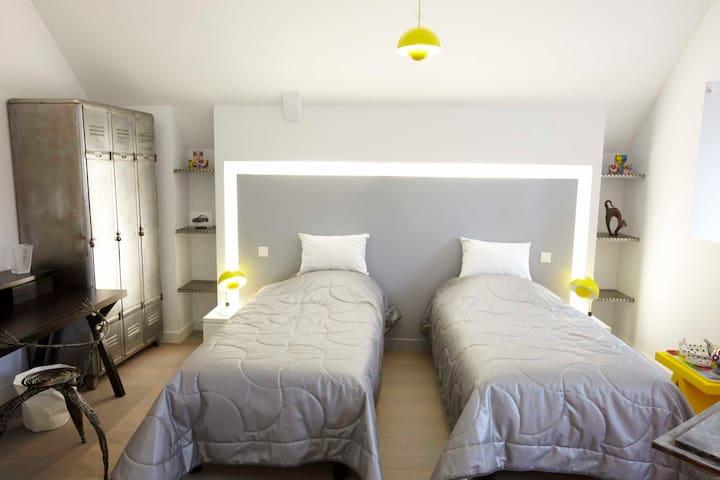 Confort et calme à 11 km de Laval - Nuillé-sur-Vicoin - Appartement