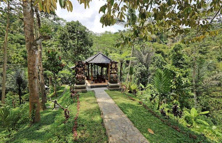 Bali Jungle Huts close to ubud and unique - Tegallalang