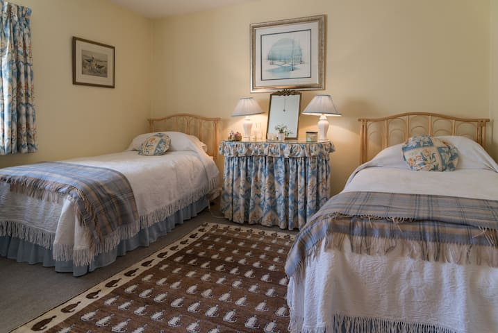 Old Vicarage in a Northants Village - Northamptonshire - Bed & Breakfast
