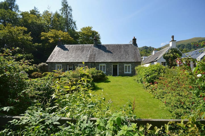 Historic cottage next to loch lomond Luss - Aldochlay Aldochlay - Ev