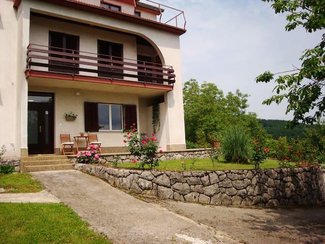 A modern countryside studio - Matulji
