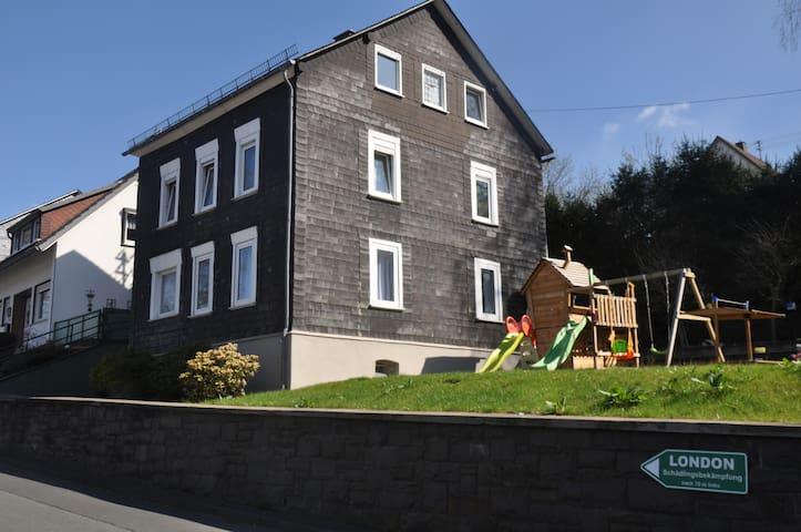 Ferienwohnung in Siegen - Siegen - Departamento