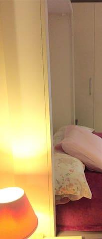 Spaziosa camera con bagno - Latina - Apartemen
