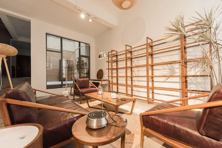 设计师loft小屋 - Hangzhou Shi - Daire