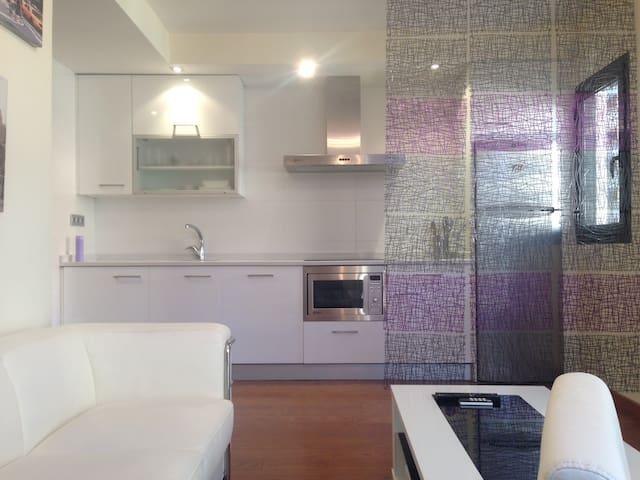 Design flat 5 min from Pilar Square - Saragossa