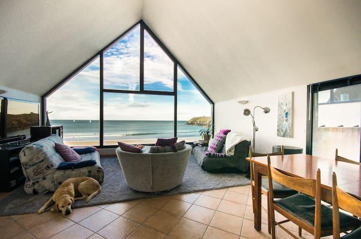 Your home on the beach! - Saint-Cast-le-Guildo - Casa