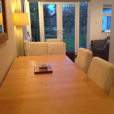Lovely room in lovely town - Knaresborough - Huis
