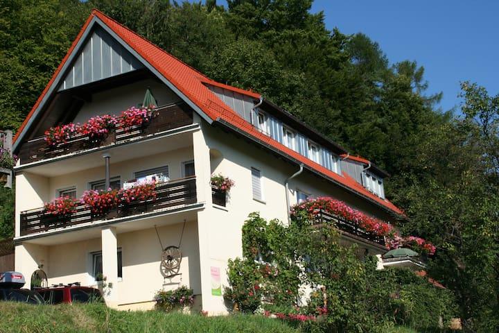 Landurlaub bei Familie Porisch - Egloffstein - Hus