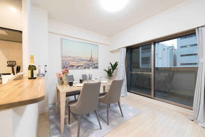 Brand new see-view apartment available now FE15 - Minato-ku - Квартира