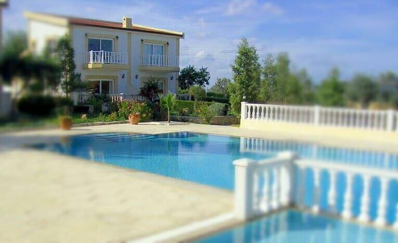 Villa Citrus Elegance , Olive tree mews , Ozankoy - Karaoğlanoğlu - 別墅