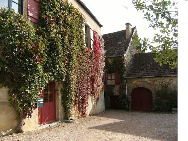 Maison + Jardin privatif en Côte de Beaune - Dezize-lès-Maranges - Huis