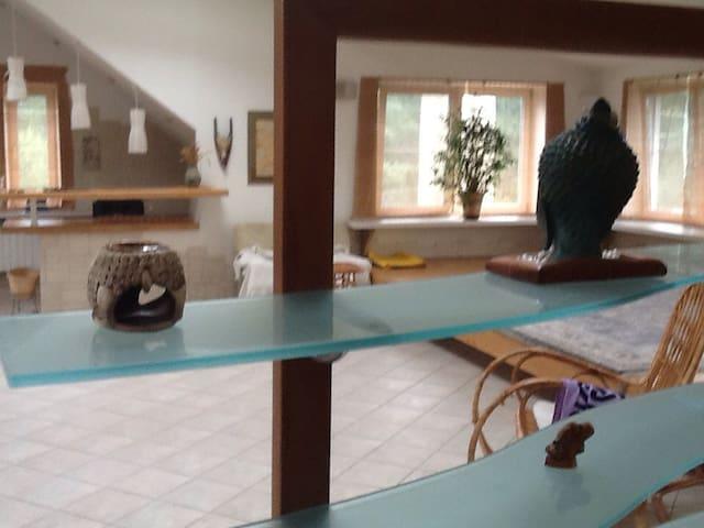 Yoga Home. Йога Хаус 2-а этажа - МО - Hus