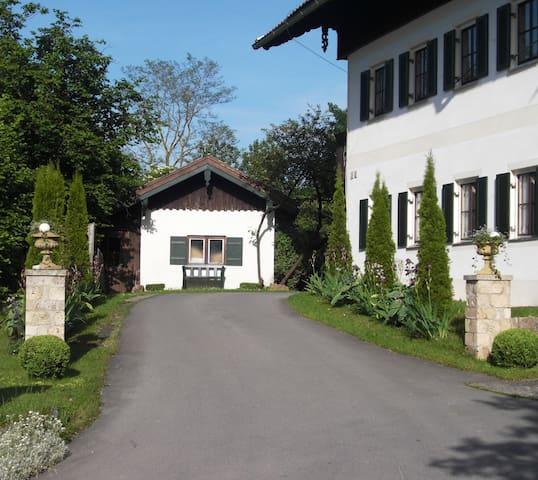 Zimmer Seehamersee südlich München - Weyarn - Hus