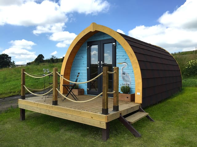 Glamping Pod with superb views - Lancashire - Cabana