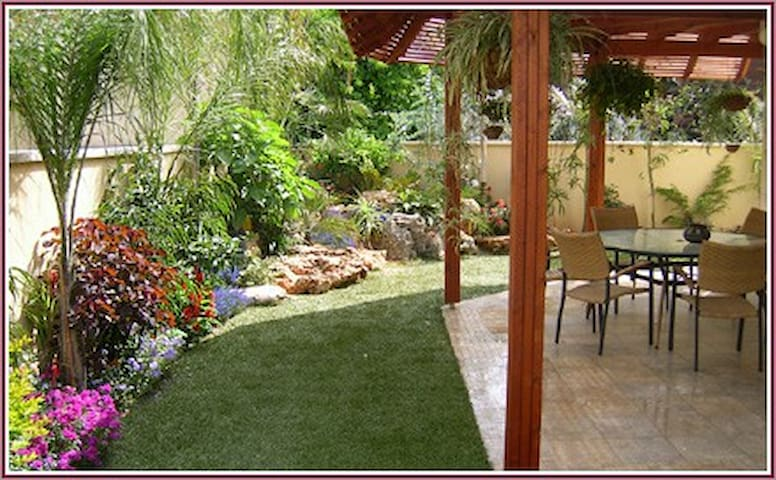Our special home - Hod Hasharon - Casa