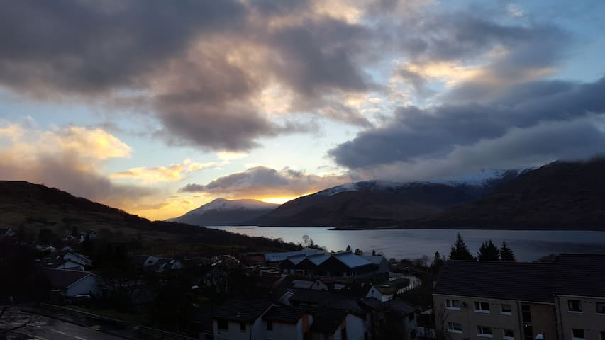 Stunning Views - Lovely Apartment - Fort William - Daire