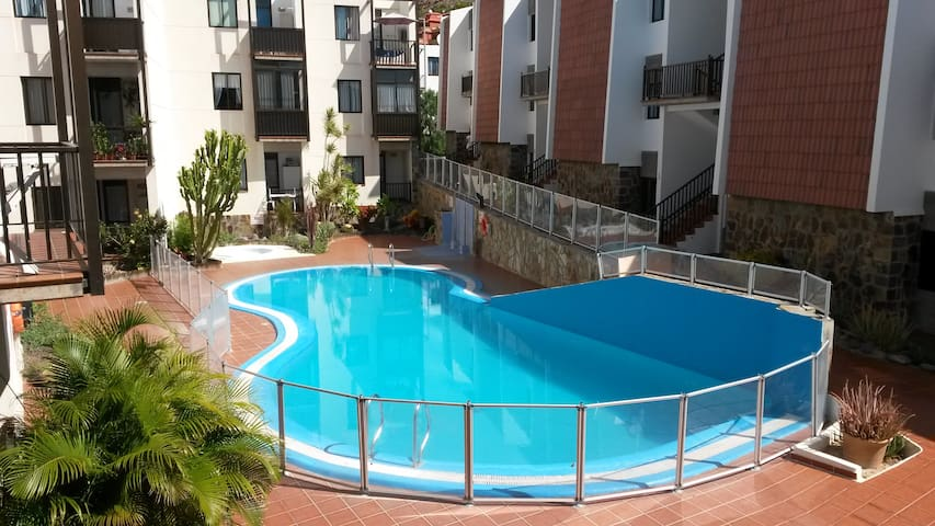 Nice apartament to enjoy the nature and the beach - Alajeró - Leilighet