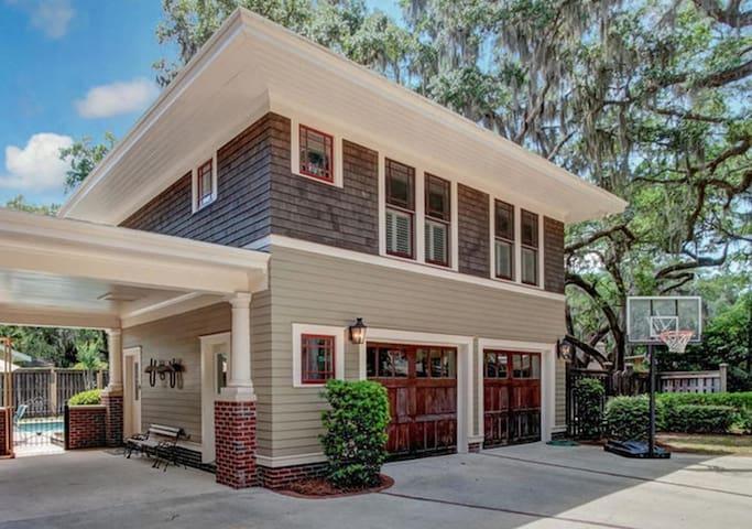 Private Guest Suite - Jacksonville - Hus
