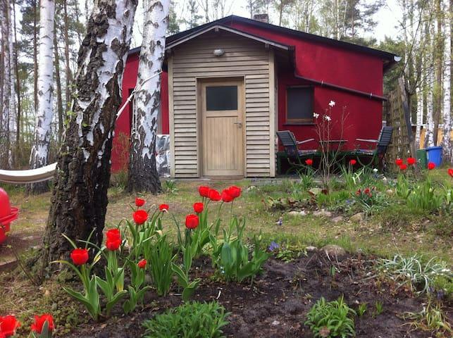 Häuschen in Seenähe - Zossen - Casa