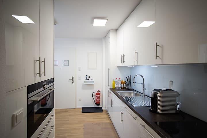 Business Apartments in Oberkochen - Oberkochen - Ortak mülk