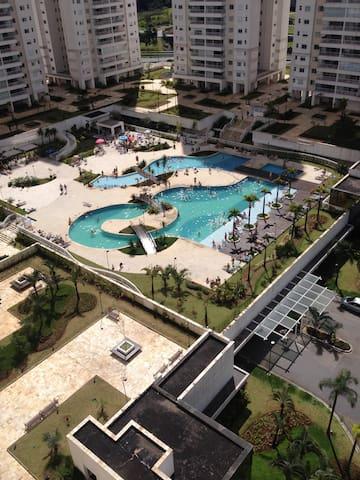Quarto em Apartamento top business - São Bernardo do Campo - Daire