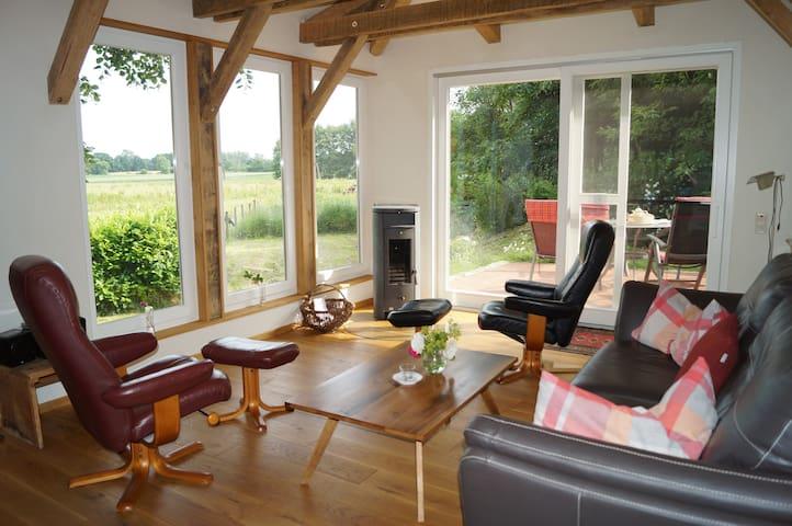Backhaus auf dem Hof am Kolk - Löningen - Talo