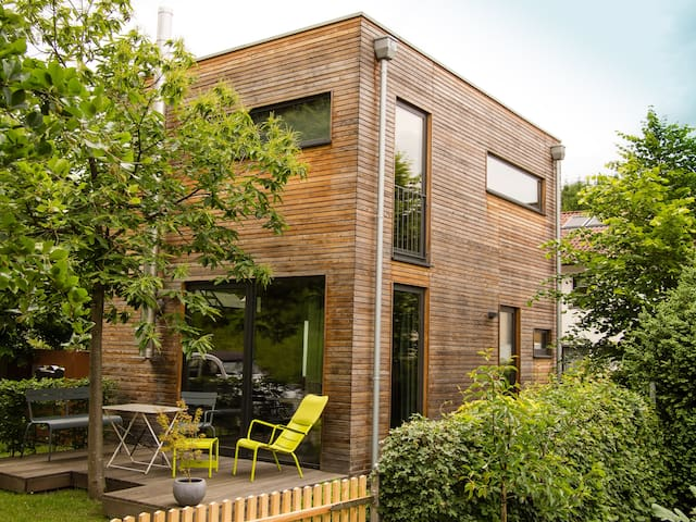 kleines modernes Ferienhaus - Blieskastel - Casa