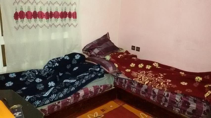 best room - Fes - Leilighet