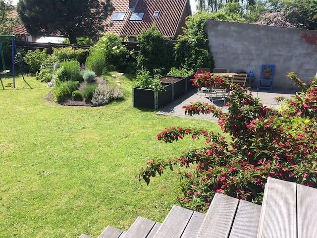 Dejligt sted tæt på Aalborg midtby - Nørresundby - Haus