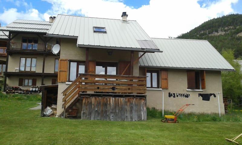 Casa in montagna - Arvieux - Houten huisje