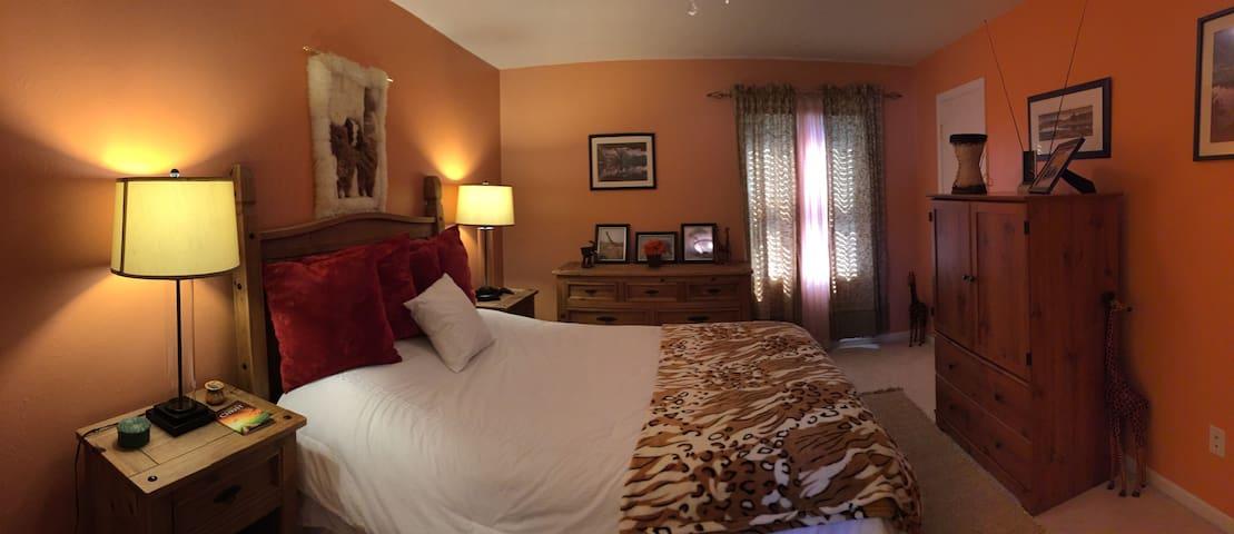 Private room in Berrien Springs - Berrien Springs - Casa