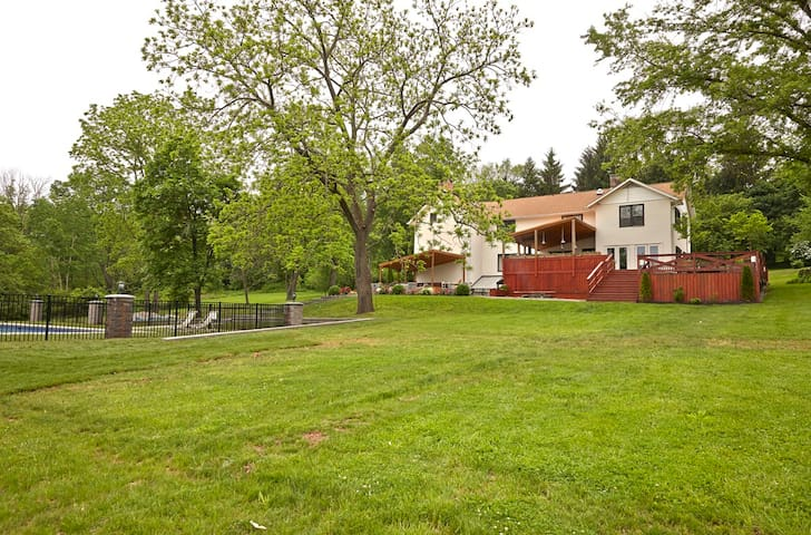 Luna Farm - Ottsville - Dům