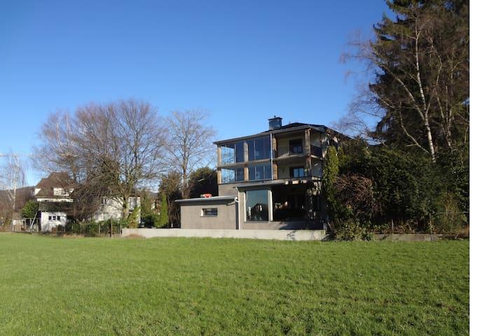 Design Wohnung mit allem Komfort - Siebnen - Lägenhet