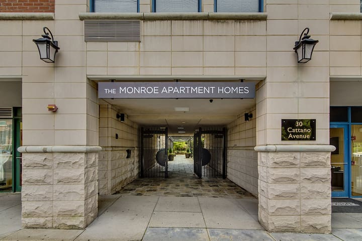 Apartment on the Morristown Green - Morristown - Huoneisto