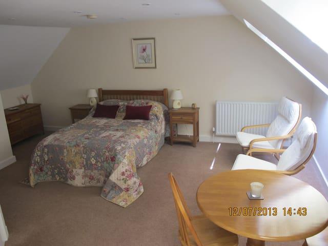 Studio Room 1 at Devonshire House, Lower Langford - Langford