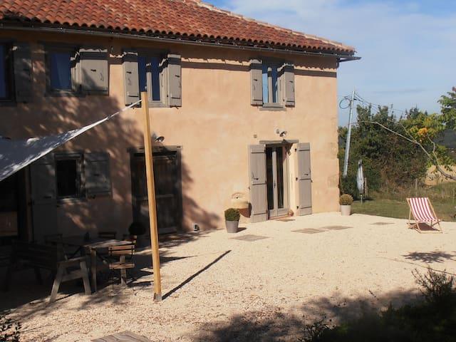 L'Ancien Saloir - Montaut  - Hus
