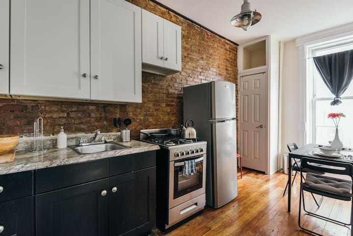 Your Brooklyn Retreat - Brooklyn - Wohnung
