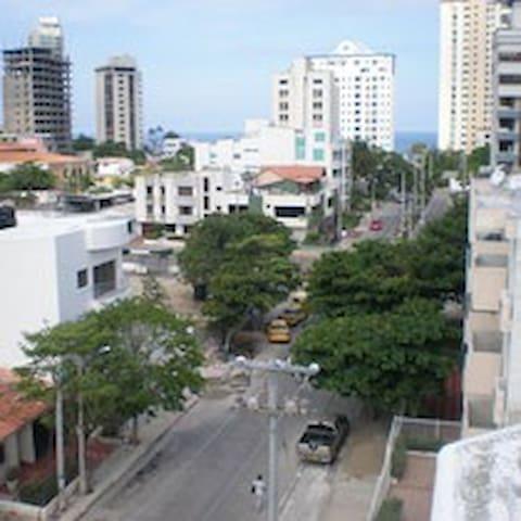 ApartaHotel Tu Kasa Rodadero (PHONE NUMBER HIDDEN)ta Marta - Gaira - Daire