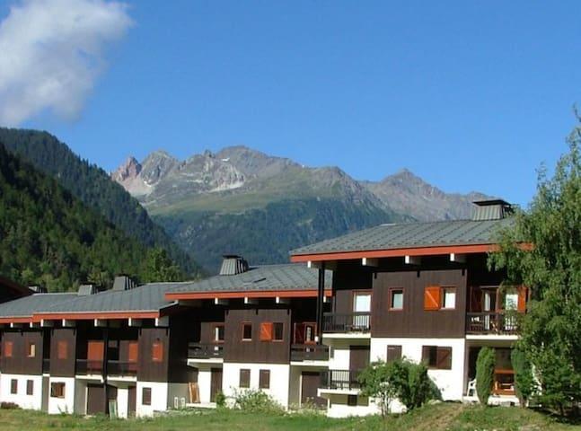 Grand duplex au pied des pistes de La Norma - Villarodin-Bourget - Apartemen