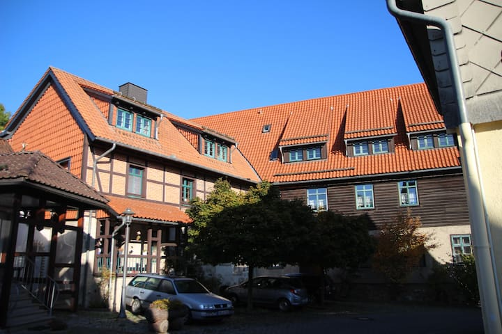 Appartement Archimedes - Walkenried - Byt