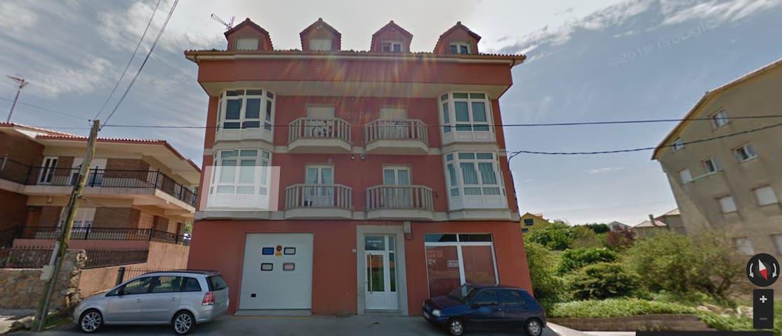 Casa Luminosa y Espaciosa Para Relajarse - Fisterra - Lägenhet