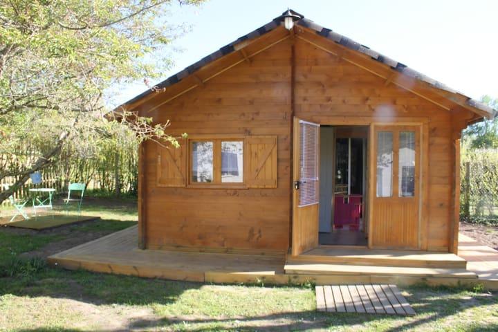 Chalet cosy à 30 mn de Bordeaux  - Aubiac - Chalet