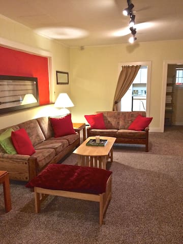 Comfortable 3 Bedroom Apartment - Tannersville - Appartement