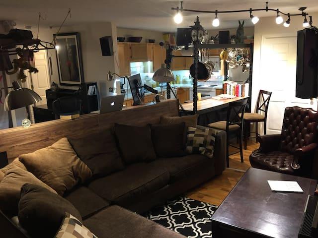 2 Bedroom Apt - 7 Mins from Syracuse University - Jamesville - Appartement